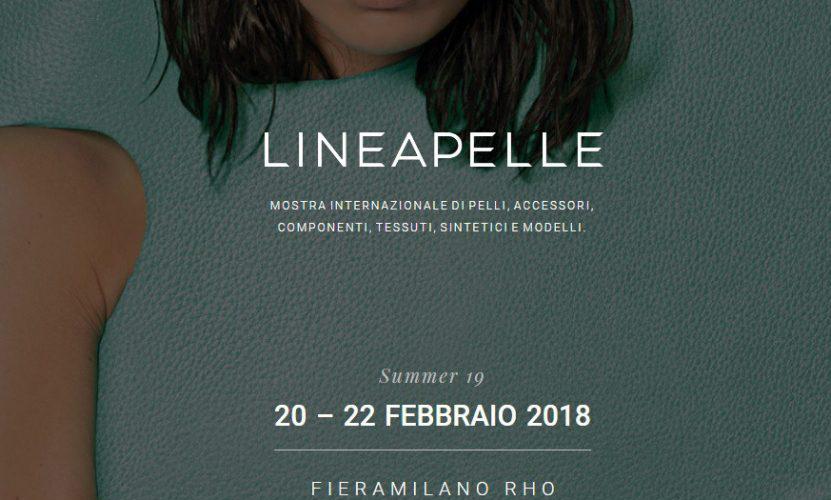 Carnevali partecipa a LINEA PELLE SUMMER 19